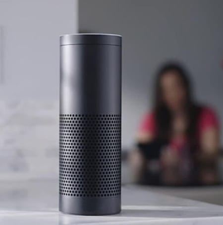 assistente vocale Alexa di Amazon